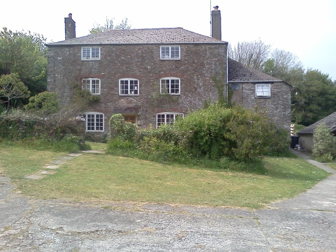 Devonian Farmhouse