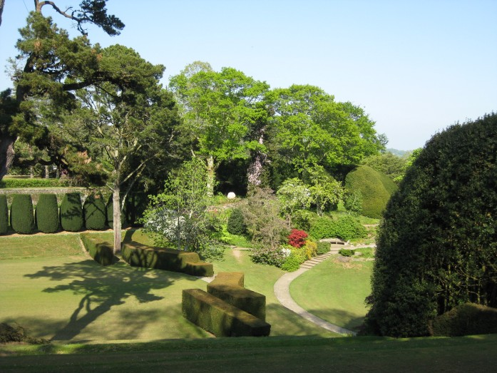 Dartington Gardens
